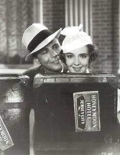 Dick Powell & Ruby Keeler