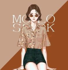 Fashion style drawing art ideas for 2019 Look Fashion, Fashion Art, Korean Fashion, Girl Fashion, Fashion Outfits, Poses References, Fanarts Anime, Fashion Design Sketches, Illustration Girl