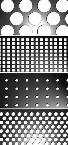 LAMIERA FORATA E STIRATA RETE STIRATA ORNAMENTALE BY ITALFIM  reti metalliche  Pinterest
