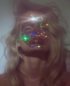 throw some glitter on your face Petra Collins, Glitter Photography, Glitz And Glam, At Least, Fancy, Inspiration, Pretty, Photos, Glitter Face