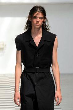 Male Model Otaku: Erin Mommsen: Spring/Summer 2016 Runway 【Paris/New York】[9/21 update]