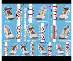 Shoelaces diy