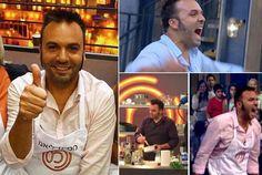 """Massimiliano Di Matteo, originario di Roseto, vince """"Master Chef"""" in Israele"""