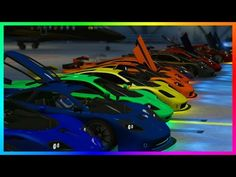cool GTA ONLINE MCLAREN SUPER CAR DLC, NEW GTA 5 CONTENT UPDATE, RAINBOW PROGEN GP1 CHALLENGE & MORE!