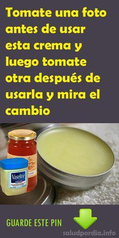 Tomate una foto antes de usar esta crema y luego tomate otra después de usarla y mira el cambio. #crema #foto #BajarDePeso