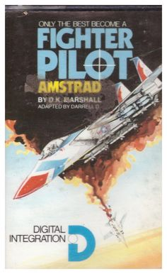 Fighter Pilot for Amstrad CPC from Digital Integration. 1985 combat flight simulator that got a rating of in Amtix magazine. Complete in case. Very good condition. Tape is tested and working. Fighter Pilot, Integrity, Nostalgia, Tape, Conditioner, Magazine, Retro, Digital, Data Integrity