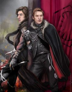 """""""Emperor Hux passing on super secret mission globes onto his Hound."""" - I love this idea. :)"""