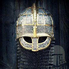 Vendel period helmet Valsgarde 8 helmet