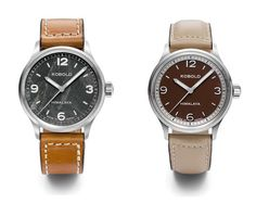 Kobold Himalaya. Features a dial made from a piece of rock sourced from the summit of Mount Everest.