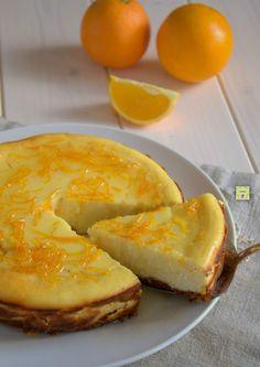 cheesecake all arancia gp