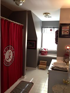 I WILL Have An ALL (team) Guest Bathroom!!🐘🐅🐊🐬