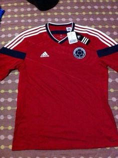 Colombia 2014-15 adidas Away