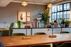 Inside London's Mortimer House – a coworking club that blends hospitality and wellness