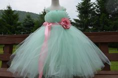 This dress makes beautiful pictures!    Check out our picture slide show! http://vimeo.com/79633789    Dress is shown in mint green and