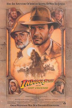 Love Indiana Jones, me and my brother use to watch it all the time when we were kids
