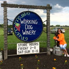 Working Dog Winery, East Windsor, NJ ... Not beer, but a decently priced location with booze!