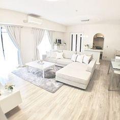 Unique Modern Living Room Ideas for Your Home - Pandriva Korean Apartment Interior, Room Interior, Interior Design, Cool Rooms, Small Rooms, Great Rooms, Living Room Modern, Living Room Designs, Living Room Decor
