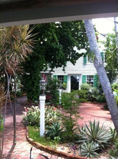 Audubon House & Tropical Gardens ~  Florida Keys