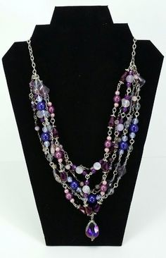 Purple Treasure (Customer Design) - Lima Beads