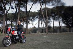 BMW R Ninet Marlboro ( Paris Dakar ) by Luismoto