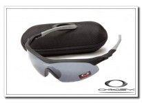 cheap fake Oakley m frame sunglasses black and grey / black iridium