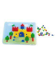 Small Play Peg Set #zulily #zulilyfinds