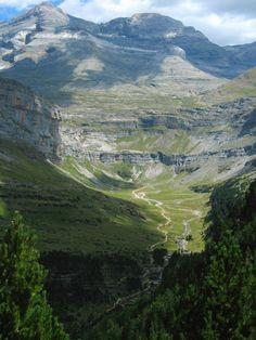 Valle de Ordesa y Monte Perdido,Torla, Huesca, Spain