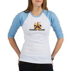 Sanibel Island - Lighthouse Design. Shirt on CafePress.com