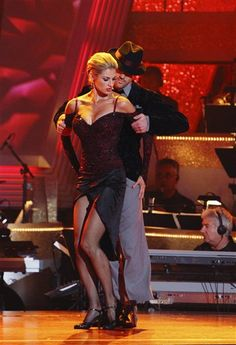 Dancing With The Stars Erin Andrews and Maksim Chmerkovskiy