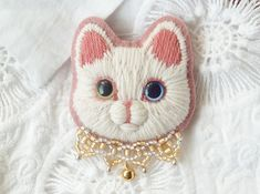 Awesome Most Popular Embroidery Patterns Ideas. Most Popular Embroidery Patterns Ideas. Creative Embroidery, Learn Embroidery, Hand Embroidery Stitches, Embroidery Patches, Embroidery Jewelry, Crewel Embroidery, Embroidery Techniques, Beaded Embroidery, Cross Stitch Embroidery