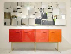 Raymond Loewy DF-2000 Bar Cabinet 3