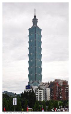 Taipei 101, Taiwan Taipei 101, Burj Khalifa, Willis Tower, Taiwan, Buildings, Places, Lugares