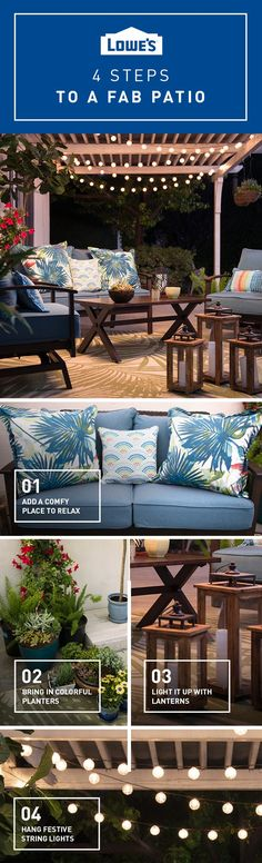 426 Best Patio Paradise Images In 2019 Outdoor Living Outdoor