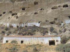 Cave house at Almanzora