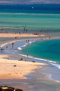 Fuerteventura (we need to keep in mind that if were gonna go in February, it has to be hot..this is the place to be then right?)