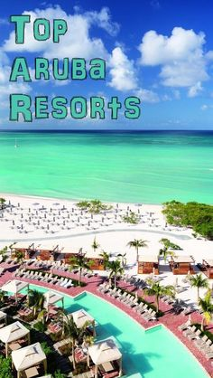 The Aruba Luxury Resort Top 5 List. A description of the best resorts on the island and what people are saying about them. Aruba All Inclusive, Aruba Resorts, Negril, Best Resorts, Luxury Resorts, Aruba Honeymoon, Aruba Caribbean, Visit Aruba, Family Resorts