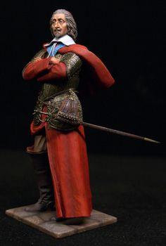 Russian Vityaz ELITE Soldier: Cardinal de Richelieu
