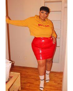 N A O On Instagram I Like Suqar In My Sgaphetti Sauce  F F D  F F D D Fashionnovacurve Code Xona  E  A Sugar Me Up Hoodie Bad Girl Latex Dress