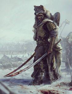 DnD Class inspiration dump: Barbarians and wild men - Album on Imgur