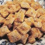 Recepty na dobře jídlo a pití: Sýrové sušenky