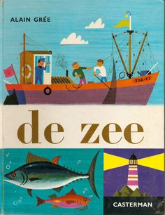 De zee - Alain Grée 1965 (from my personal collection)