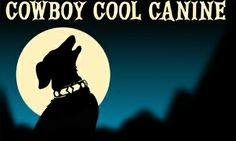 http://www.cowboycoolcanine.com/ WESTERN | LEATHER DOG COLLARS Custom Handcrafted by CowboyCoolCanine