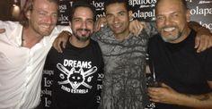 Domenica 25 Settembre H2030 Olli e Andrè Silva & Marquinho Baboo