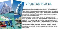 BaruTours - Turismo - Viajes internacionales - Servicios