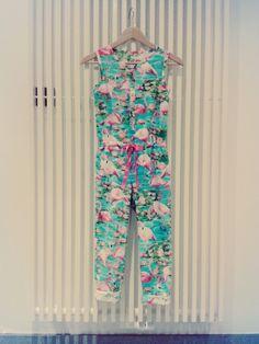 Naaien : Ally jumpsuit (patroon uit @lamaisonvictor )