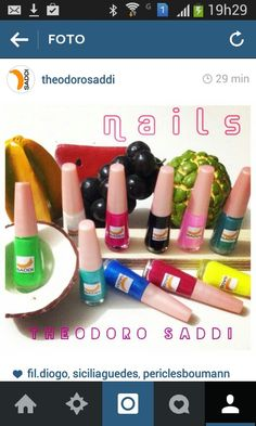 Nails by Saddi