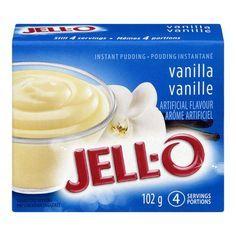 Mr Case Supplier of Jello Instant Pudding Vanilla delivery to your home or office in Toronto, Ontario, Canada. comes in a case of Jello Instant Pudding Vanilla Vanilla Pudding Mix, Vanilla Flavoring, Kraft Recipes, Dessert Recipes, Dessert Ideas, Jello Instant Pudding, Toronto, Pudding Pies, No Bake Desserts