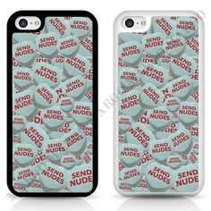 Send Nudes Candy Heart Kim Phone Case Cover Case for iPhone iPod Samsung Sony