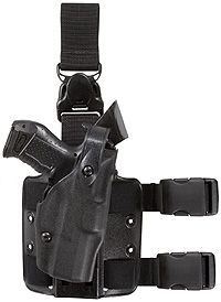 Safariland Model 6305 ALS® Tactical Holster w/ Quick Release Leg Harness....always have a back-up for your back-up