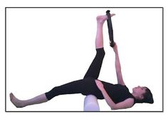 Psoas Stretch on the Foam Roller - stretching the front of the hip will help lengthen the stride.